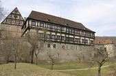 Medieval monastery, bebenhausen — Stock Photo