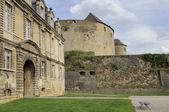 Pevnosti a paláce, sedan — Stock fotografie