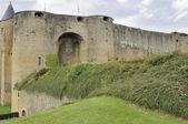 Fortress entrance, sedan — Stock Photo
