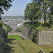 Cittadelle ramparts, namur — Stock Photo