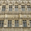 Hotel de ville decoration, brussels — Stock Photo #7174030