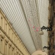 Stock Photo: Roof of galeries st hubert, brussels