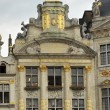 Stock Photo: Gable in grand place, brussels