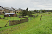 Willerzie village, ardennes — Stock Photo
