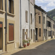Old street, montherme',  ardennes - Stock Photo