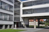 Bauhaus bridge, dessau — Stock Photo