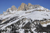 Rote wand from south, dolomites — Stock Photo