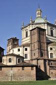 San lorenzo east back side, milano — Foto Stock