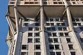 Torre velasca concreto grava, milão — Foto Stock