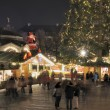Stock Photo: Christmas market, stuttgart