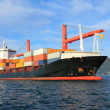 Container ship — Stock Photo #6878728