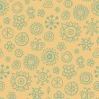 Royalty-Free Stock Vector Image: Soft seamless pattern