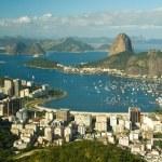 Sugar Loaf in Rio de Janeiro — Stock Photo #6867173