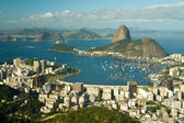 Sugar Loaf in Rio de Janeiro — Stock Photo