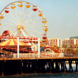 Ferris wheel — Stock Photo #7517540