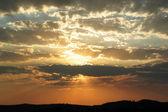 Golden Sunset — Stock Photo