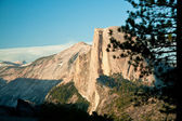 From the Glacier Point — Stock Photo