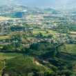 Aerial view of San Jose in Costa Rica - Stock Photo