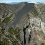 Around the Irazu Volcano crater — Stock Photo #7543748