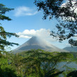 Stock Photo: Arenal Volcano