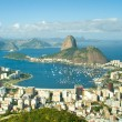 Sugar Loaf in Rio de Janeiro - Stock Photo