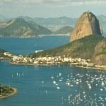 Sugar Loaf in Rio de Janeiro — Stock Photo #7547997