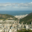 Royalty-Free Stock Photo: Rio de Janeiro\'s unique landscape mixing city, mountains, ocean