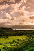 Lake close to the Arenal Volcano — Stock Photo