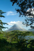 The Arenal Volcano — Stock Photo