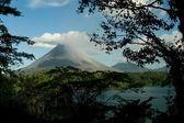 De arenal volcano — Stockfoto
