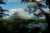 The Arenal Volcano — Stockfoto