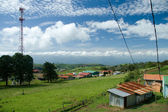 Costa Rica Country Side — Stock Photo
