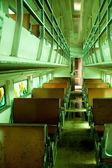 Empty Train — Stock Photo