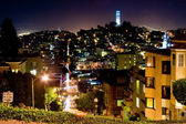 Coit Tower — Stock Photo