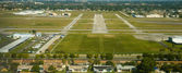North Perry Airport — Stock Photo