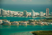 Fisher Island — Stock Photo