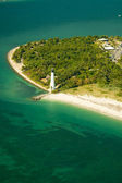 Cape Florida Lighthouse — Stock Photo