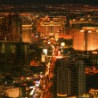 Stock Photo: Las Vegas Night Shot