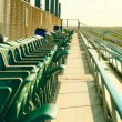 Empty Seats — Stock Photo