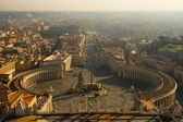 Piazza San Pietro — Stock Photo
