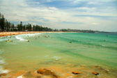 Sydney Manly Beach — Stock Photo