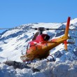 Rescue Chopper — Stock Photo
