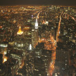 Stock Photo: New York at Night 3