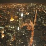 New York at Night 3 — Stock Photo #7581579