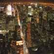 New York at Night — Stock Photo