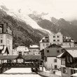 Chamonix - Stock Photo