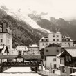 Chamonix — Stock Photo #7582793