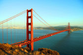 Golden Gate Perspective — Stock Photo