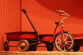 Triciclo — Stock Photo