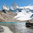 Stock Photo: Fitz Roy Mountain 4